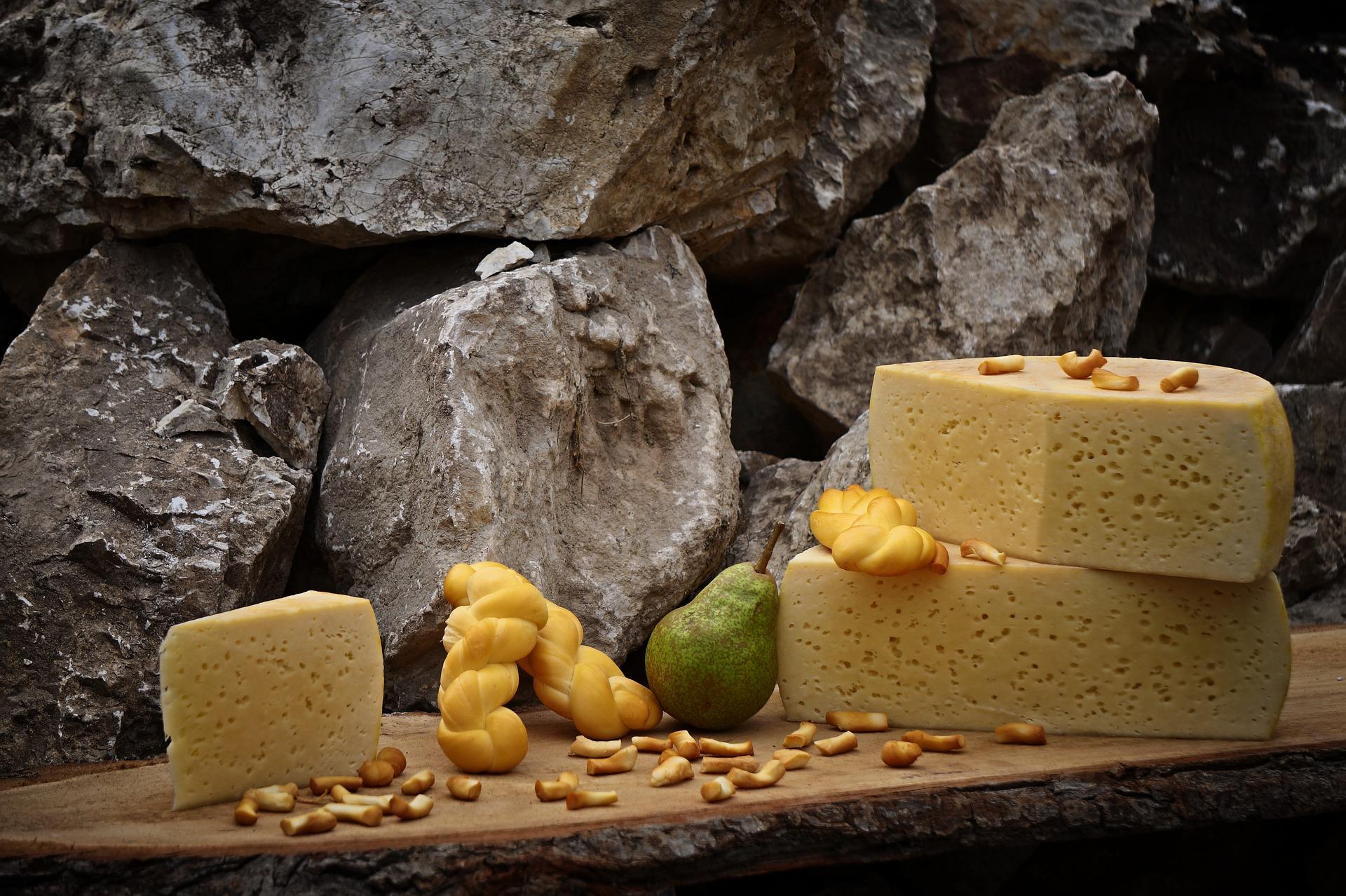 NewStart juustot