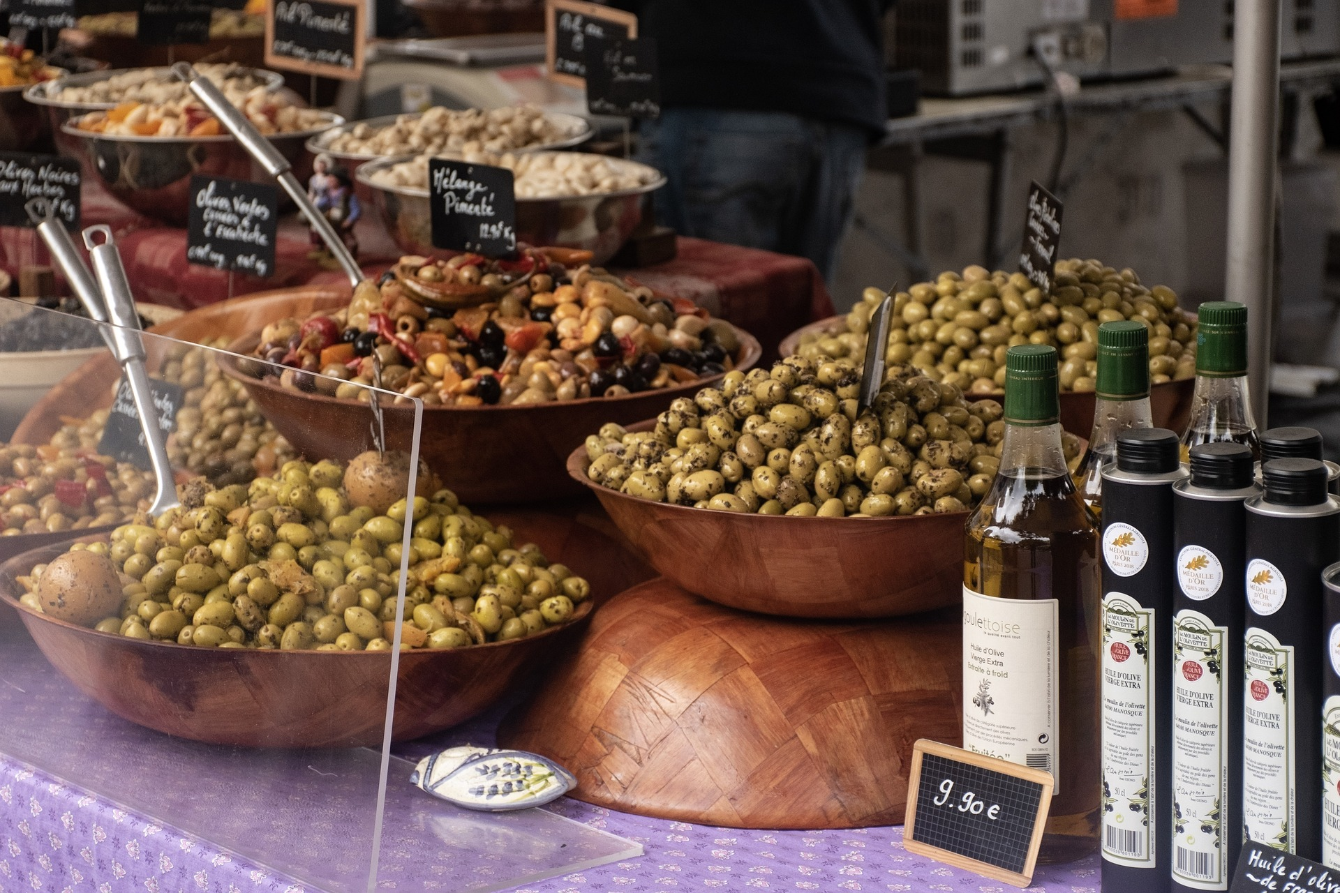 NewStart oliiviöljyt